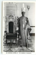 OUGANDA - His Highness - Mutesa II - The Kabaka Of Bugandia - Ouganda