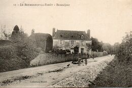 Le  Bourgneuf  La  Forêt -   Beauséjour. - Frankreich