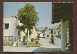 PEROU -SANTA CLARA EL PUEBLO HYATT HOTEL VISTA POBLACION  1960/70 .CP Ecrite - Perú