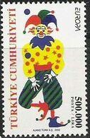 B0318 - Turquie 2002 - Europa-cept 1v.neufs** - 1921-... República