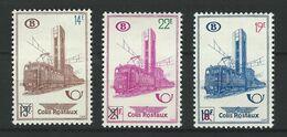 VV-/-648.- N° 358/60,  * . , Cote 11.00 € ,  TTB - REF. COB 2003 - IMAGE DU VERSO SUR DEMANDE - 1952-....