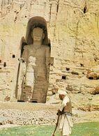CPSM - AFGHANISTAN - BAMIYAN - THE GREAT BUDDHA - Afghanistan