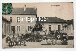 - CPA AIGRE (16) - Hospice 1908 (belle Animation) - Edition A. Joubert - - Otros Municipios