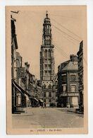 - CPA ARRAS (62) - Rue St-Géry - Edition Laflutte-Legentil N° 21 - - Arras