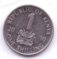 KENYA 2010: 1 Shilling, KM 34 - Kenya