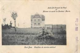 Belgique - Bruxelles - Uccle - Fort-Jaco - Asile St-Vincent De Paul - Pavillon Du Service Médical - Ukkel - Uccle
