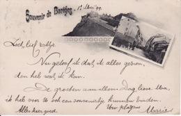 2508113Souvenir De Bareges 1899 (voir Coins) - Frankrijk