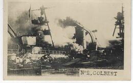 BATEAU De GUERRE - COLBERT N° 2 - Guerra