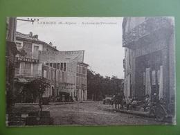 LARAGNE  ( Htes - ALPES ) Avenue De PROVENCE - Andere Gemeenten