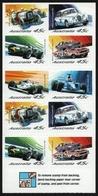Australien 2002 - Mi-Nr. 2119-2124 ** - MNH - MH 146 - Autos / Cars - 2000-09 Elizabeth II