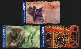 Australien 2002 - Mi-Nr. 2156-2158 ** - MNH - Grußmarken - 2000-09 Elizabeth II