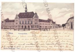 RO 20 - 18458 DEVA, Litho, Romania - Old Postcard - Used - 1905 - Rumänien