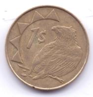 NAMIBIA 1993: 1 Dollar, KM 4 - Namibië