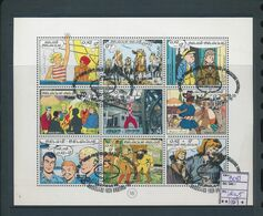 BELGIUM  COB BL81 USED - Blocks & Sheetlets 1962-....