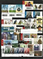 BELGIUM  2007 Full Years Set  (stamps+s/s/+bookl.) - Años Completos