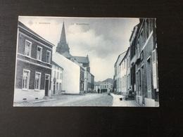CP Marbais : Carte Postale SBP (la Grand Place) ~1905 - Villers-la-Ville