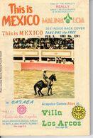 This Is Mexico Mauna Loa World Wide - 1983 Tourisme Mexique - Esplorazioni/Viaggi