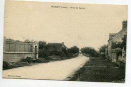 45 DOUCHY Maisons Route De Launay 1910- Edit Vincent     D14 2020 - Frankreich
