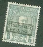 Congo Belge  CP  5   *   TB  Et Signé - 1884-1894 Précurseurs & Leopold II