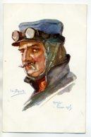 MILITARIA Emile DUPUIS Portrait Aviateur Arras Fevrier 1915 - Nos Poilus Num 6   /D18/-2017 - Oorlog 1914-18