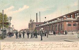 Arbon Stickereifabrik Heine Katon Thurgau 1905 - TG Thurgau