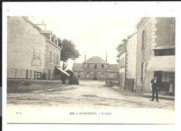 ROSPORDEN - La GARE - H.L. éditeur - Andere Gemeenten
