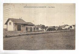 70 - BOURGUIGNON La-CHARITE - La Gare - Adressée à Frétigney - Frankreich