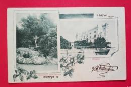 TRIESTE - GRUSS 1900. - Trieste