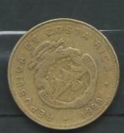 Monnaie, Costa Rica, 100 Colones, 1999   - Pieb23711 - Costa Rica