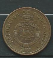 Costa Rica 25 Colones   Année 2007   Pieb23109 - Costa Rica