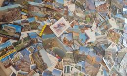 Lot De + 400 Cartes Postales Modernes étrangères-  En Vrac - 100 - 499 Cartes