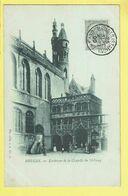 * Brugge - Bruges (West Vlaanderen) * (1552, G.H. éd. A.) Extérieur De La Chapelle Du Saint Sang, Heilig Bloed Kapel - Brugge