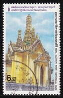 Thailand Stamp 1989 Thai Heritage Conservation (2nd Series) 6 Baht - Used - Tailandia