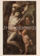 Painting By Unknown Artist - St Sebastian - Flemish Art - 1974 - Russia USSR - Unused - Paintings