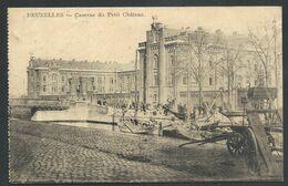 +++ CPA - BRUSSEL - BRUXELLES - Caserne Du Petit Château  // - Brussel (Stad)