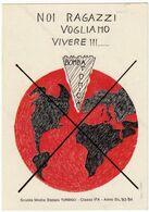 ADESIVO? - SCUOLA MEDIA STATALE TURBIGO - Classe II°à - Anno Sc. '83-'84 - Vedi Retro - Unclassified