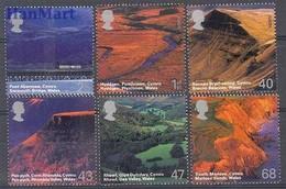 Great Britain 2004 Mi 2223-2228 MNH ( ZE3 GBR2223-2228dav108A ) - Vacances & Tourisme