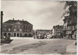 LD 61: Lot :  VAYRAC  : Place De L ' Hotel De  Ville  1960, Gaby - Vayrac
