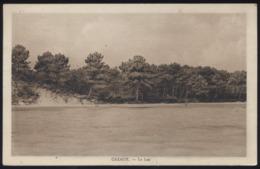 CPA - (33) Cazaux - Le Lac - Andere Gemeenten