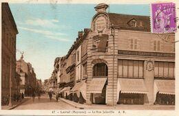 Laval - Mayenne -la  Rue  Joinville. - Frankreich