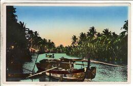 Cpa Sud Vietnam  My Tho Arroyo - Vietnam