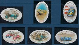 "FR YT 3795 à 3800 "" Coupe Gordon Bennett "" 2005 Neuf** - Unused Stamps"