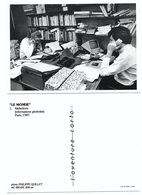 Lot 22 Cartes Fabrication Journal Le Monde Aventure Carto 1989 Ph. Quillet Tir.limité état Superbe - Hennebont