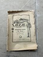 Revue Mensuelle De Scoutisme Et De Culture Physique Avril 1946 - Tijdschriften