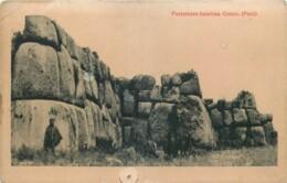 Peru - Fortalezas Incaicas Cuzco - Trou D' épingle - Peru