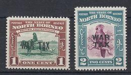 North Borneo 1941 War Tax MNH(**)           - PR - Borneo Del Nord (...-1963)