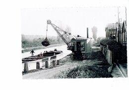 Cpm - 21 - AISEREY - Côte D'Or - La Sucrerie En 1940 - Transport Betteraves Péniche Grue à Vapeur - Reproduction - Frankreich
