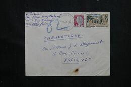 FRANCE - Enveloppe En Pneumatique De Paris En 1962 Pour Paris - L 70710 - 1961-....