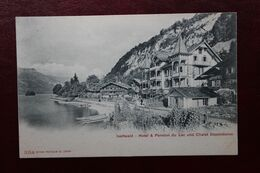 ISELTWALD - HOTEL ET PENSION DU LAC UND CHALET DEPENDANCE - BE Berne