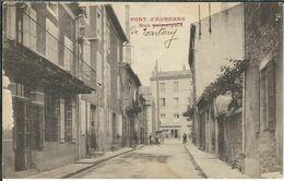 ARDECHE : Pont D'Aubenas, Rue De Tartary - Frankreich